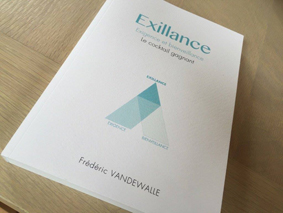 Livre Exillance le cocktail gagnant